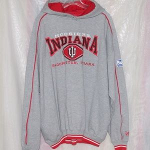 Other - Indiana Hoosier Hoodie Big 10 Conference
